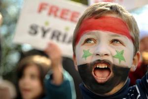 Evolutie Siria