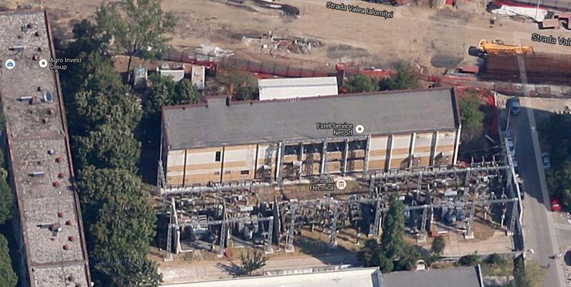 Centrala Enel Valea Ialomitei