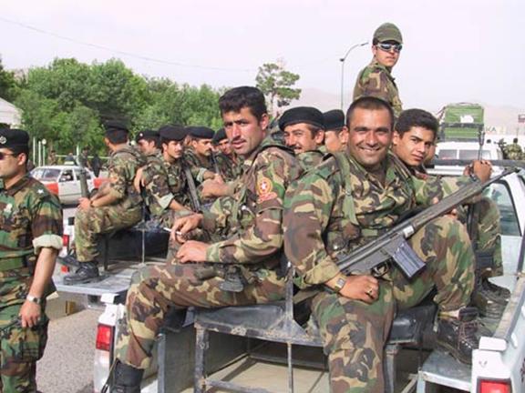 Luptatorii peshmerga
