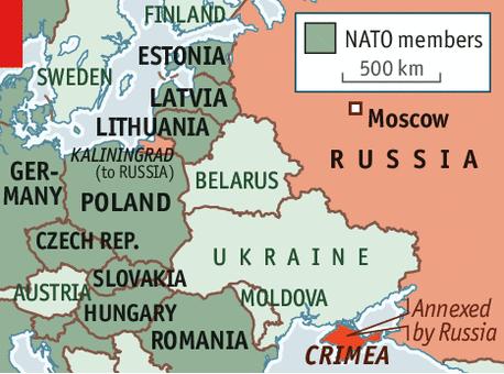 NATO flancul de est