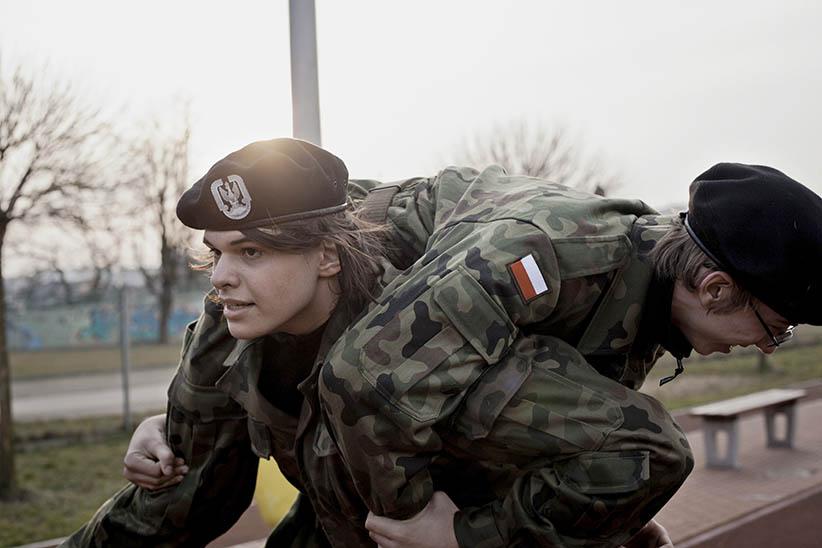 Trupe paramilitare