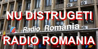 Severin nu distrugeti Radio