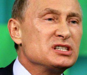 Amenintari Putin