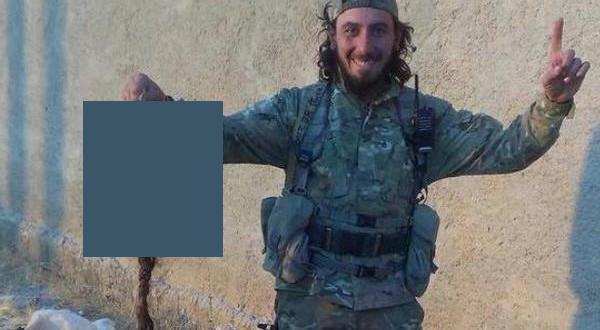 Femeie decapitata de ISIS
