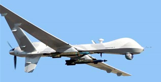Drone MQ9 Reaper Romania