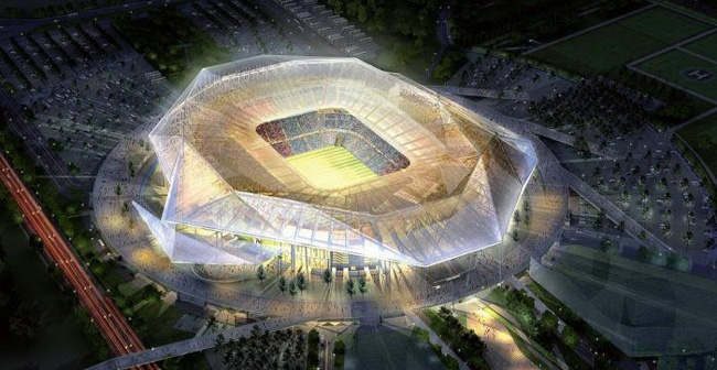 Noul stadion Steaua