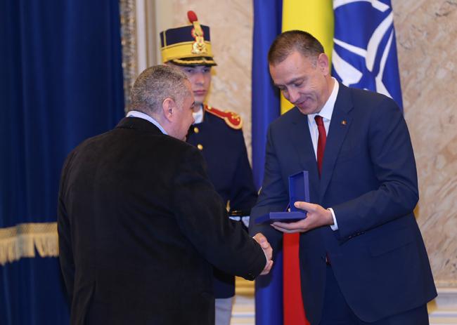 Emblema de onoare Radu Dobritoiu