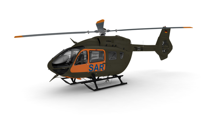 Airbus Elicopter H145
