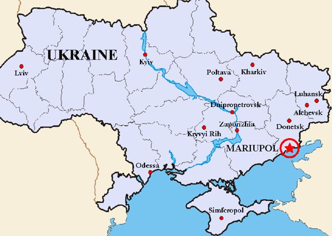 Mariupol ofensiva Rusia