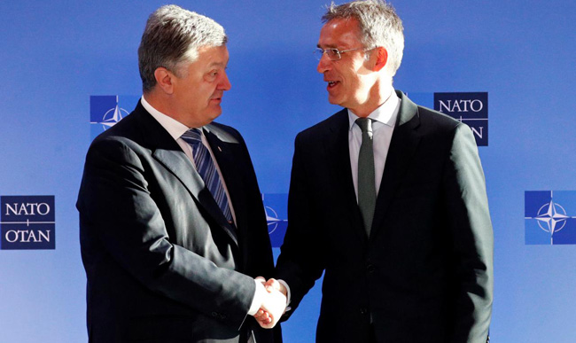 Fonduri NATO pentru Ucraina