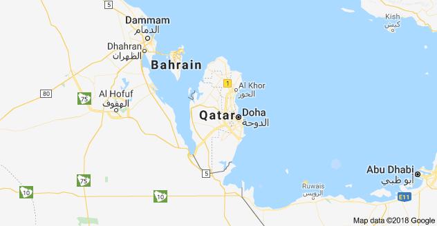 Trupe romanesti Qatar