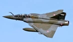 Enigma disparitiei aeronavei Mirage 2000