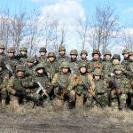Infanterie marina romania in Afganistan