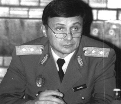 General Decebal Ilina