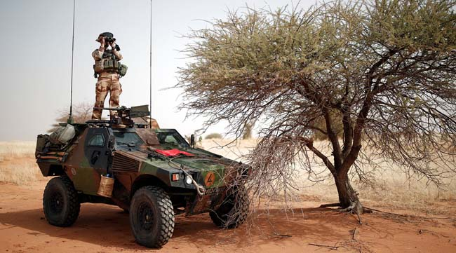 Misiune Armata Romaniei Mali