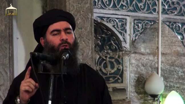 Infrangere ISIS Abu Bakr al-Baghdadi