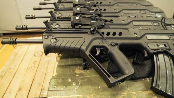 Noua armă de asalt Cugir