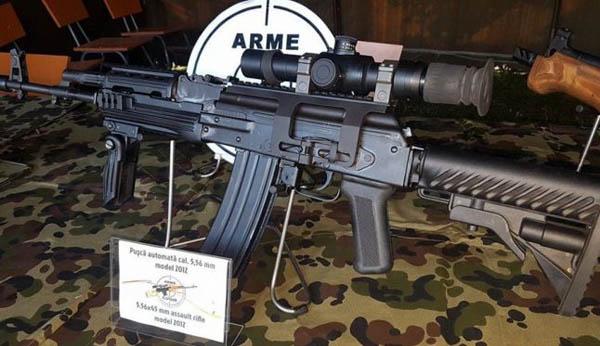 Armă Asalt Cugir