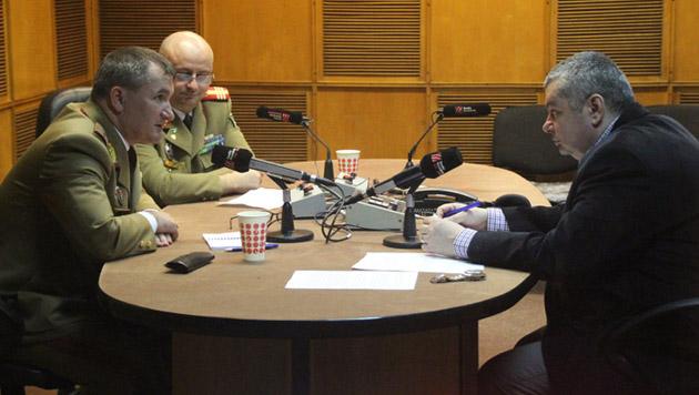 Emisiunea Euroataltnica general Daniel Petrescu