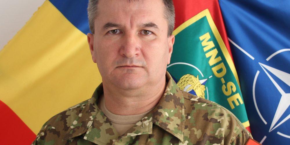 Şef SMAp general Daniel Petrescu