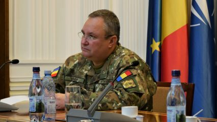 General Nicolae Ciuca foto MAPN